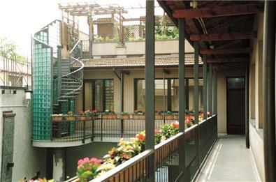 中国驻米兰总领馆装修改造工程