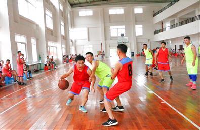 绽放青春,赴一场篮球的盛宴!