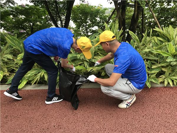 助力环保公益活动丨美丽中国,我是行动者!